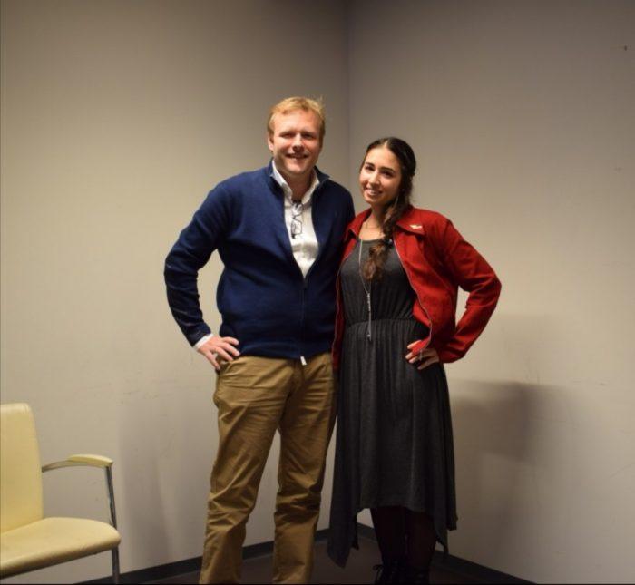 Tapio Rosenius and Katia Kolovea for Spread the Light