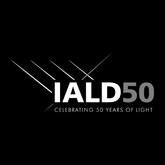 IALD Share the LIGHT logo