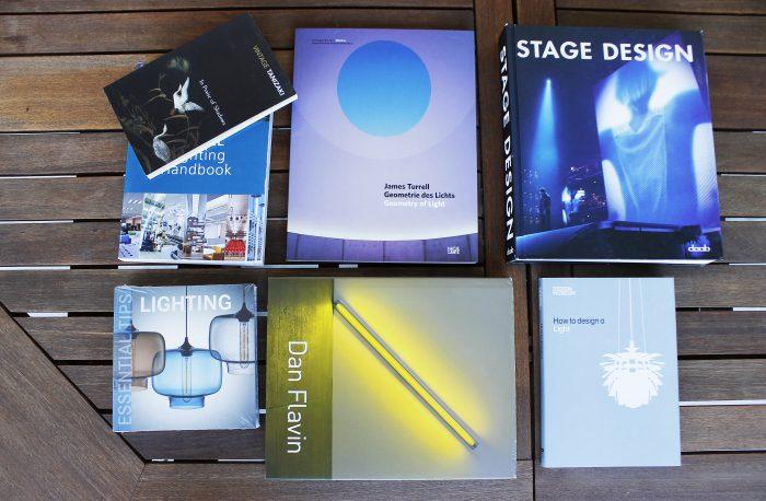 Archifos_Selectionoflightingbooks