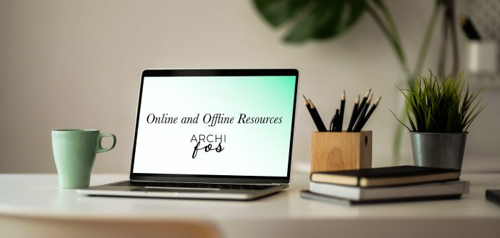 online and offline resources archifos
