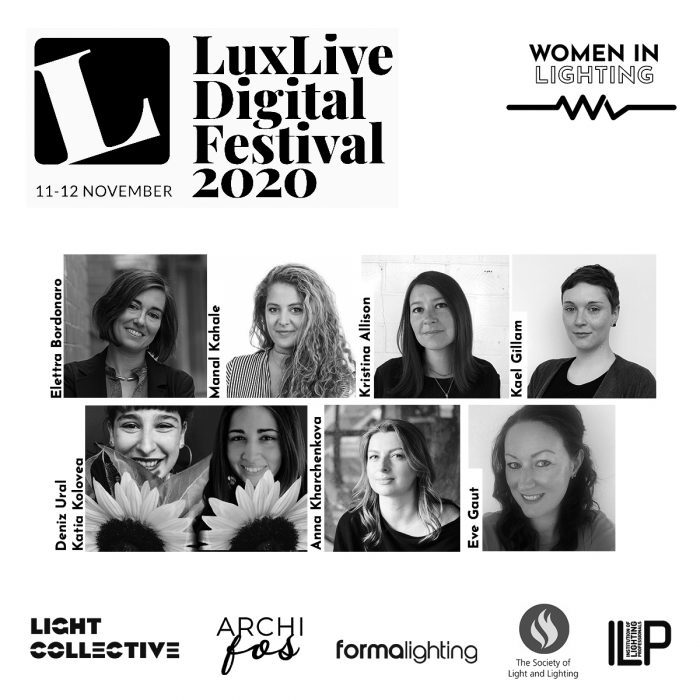 Women in Lighting lux live session