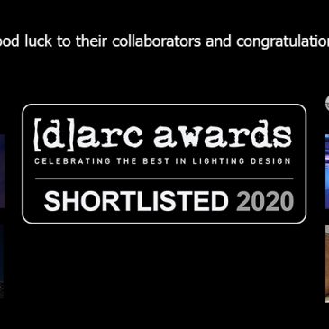 Darc Awards 2020 Congratulations to our collaborators.