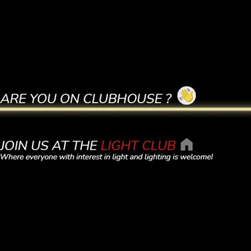 The Light Club: Networking and City Lights May 2021