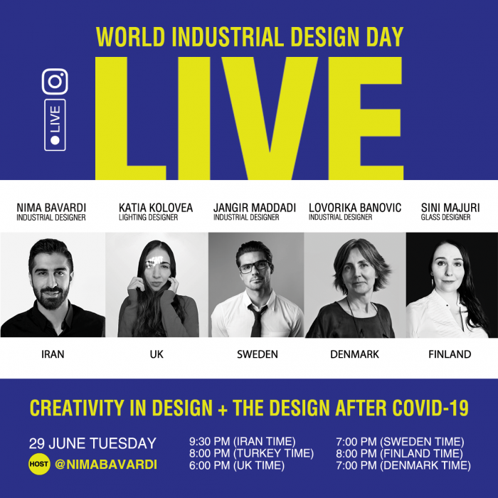 World Industrial Design Day cover page