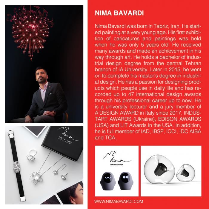 World Industrial Design Day event -NIMA BAVARDI