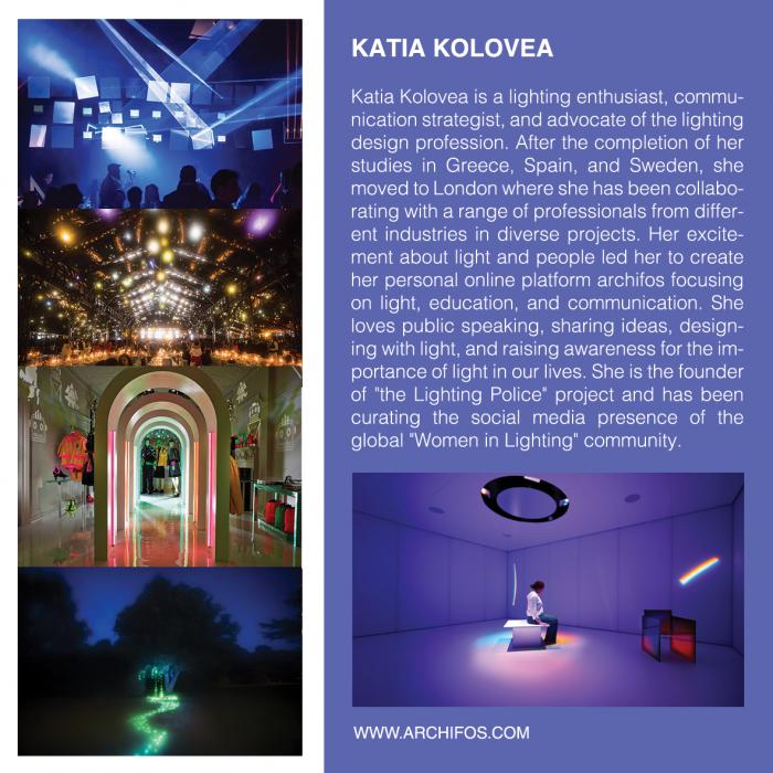 World Industrial Design Day event -KATIA KOLOVEA