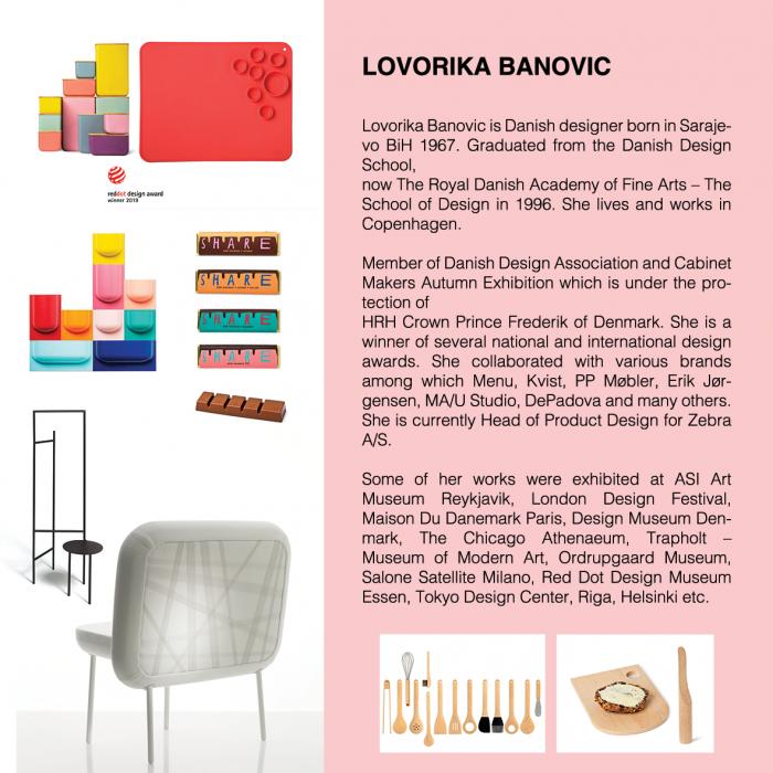 World Industrial Design Day event -LOVORIKA BANOVIC