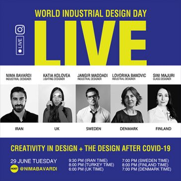 World Industrial Design Day: Join us for an Instagram Live