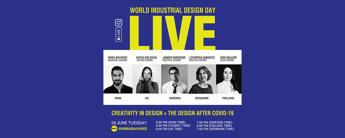 IG LIVE world industrial design day archifos