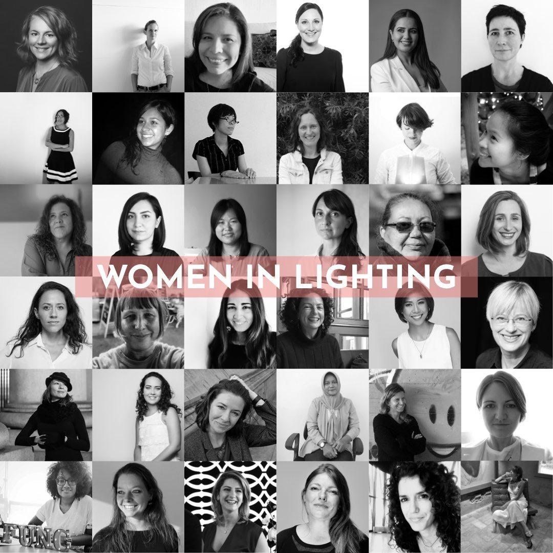 Women in Lighting project