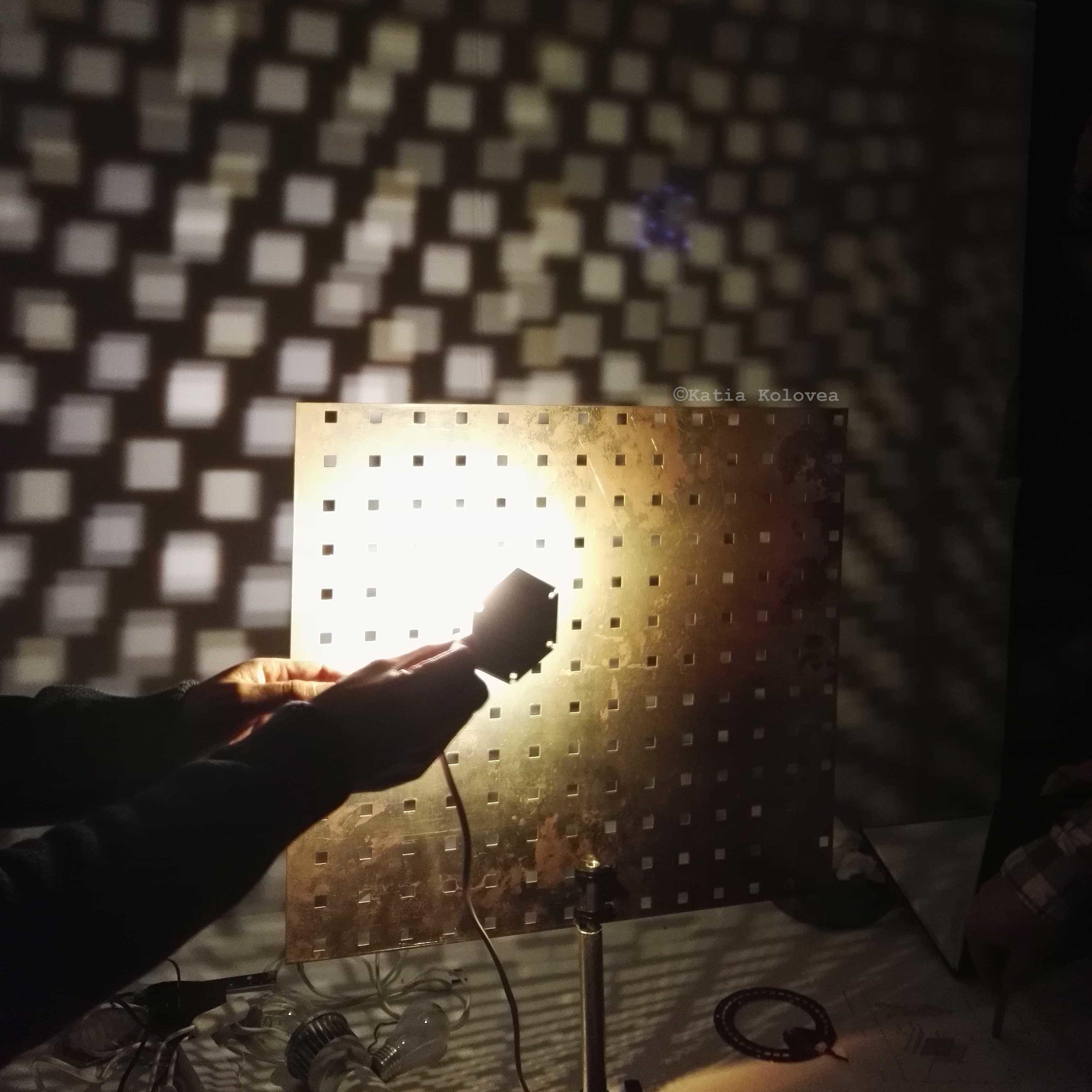 KTH Lighting Laboratory project