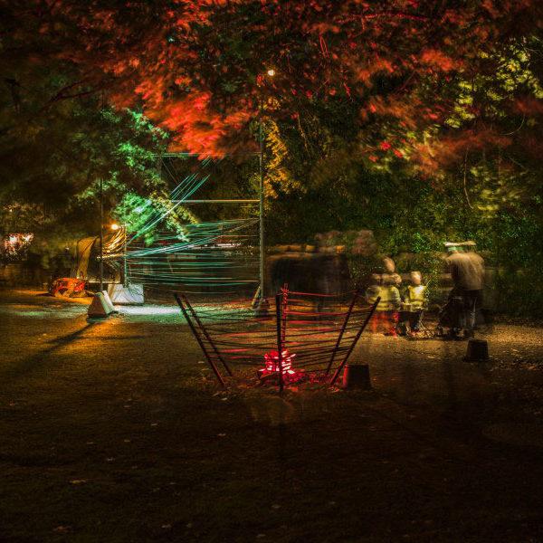 Lights in Alingsas final project